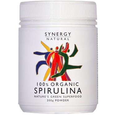 Synergy Organic Spirulina