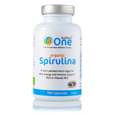 One Nutrition Organic Spirulina