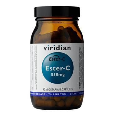 Viridian Ester-C 550mg