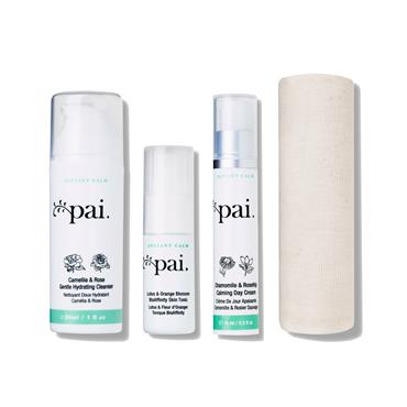 Pai Instant Calm Travel Set