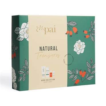 Pai Natural Treasures Xmas Set