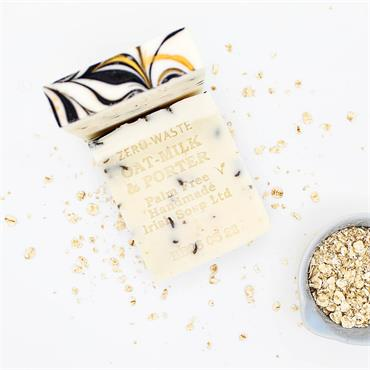 PALM FREE Oatmilk and Porter Soap Bar