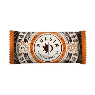 Pulsin Orange Chocolate Chip 50g Protein Snack