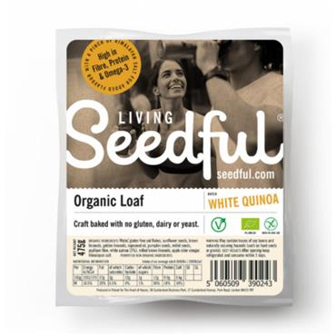 Living Seedful with White Quinoa 275G (GF)