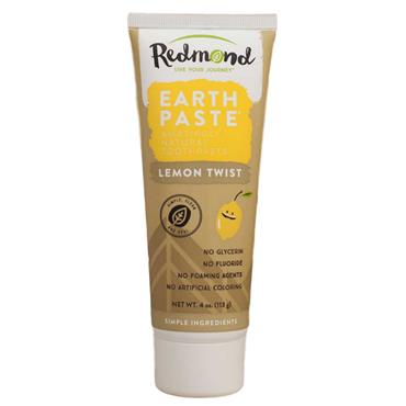 EarthPaste Lemon Toothpaste 113g