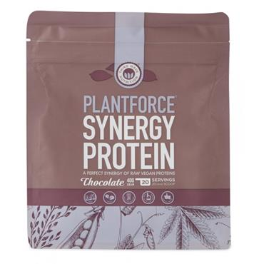 Plantforce Synergy Protein Chocolate 400g