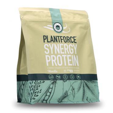Plantforce Synergy Protein Vanilla Sachet 20g