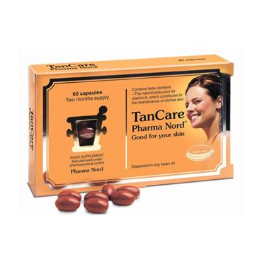 Pharma Nord Tan Care - 60 Capsules