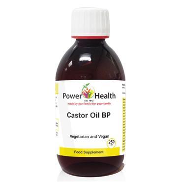 Castor Oil 250ml