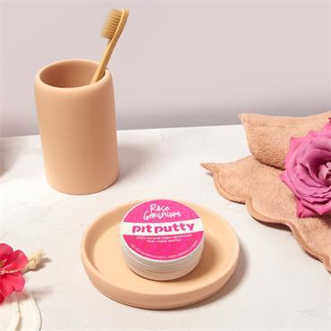 Pit Putty Rose Geranium Natural Deodorant 65g