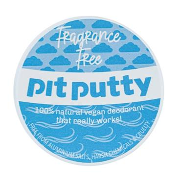 Pit Putty  Fragrance Free Natural Deodrant 65g