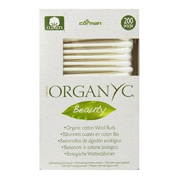 Organyc Cotton Buds 200 pcs