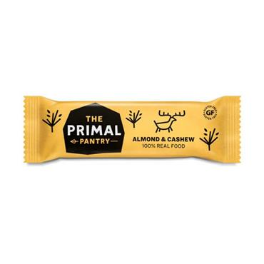 The Primal Pantry Almond and Cashew Bar 45g
