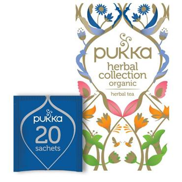 Pukka Herbal Collection 20s