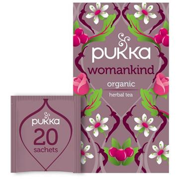Pukka Womankind Tea 20 sachets