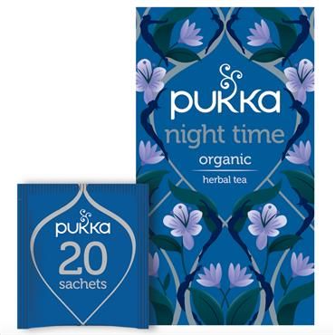Pukka Night Time Tea 20 sachets