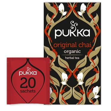 Pukka Original Chai Tea 20 teabags