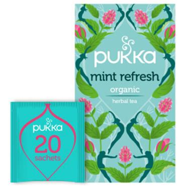 Pukka Refresh Tea 20 teabags