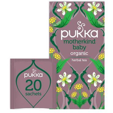 Pukka Motherkind Baby Tea 20 Sachets