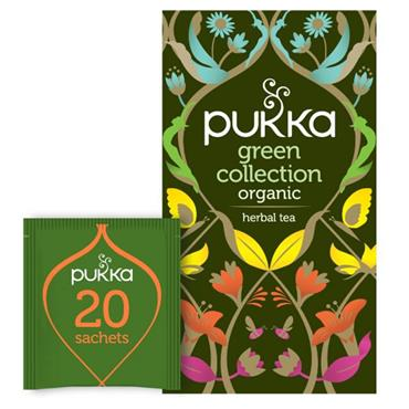 Pukka Green Collection Tea 20 Sachets