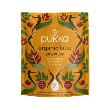 Pukka Organic Ginger Joy Latte 90g