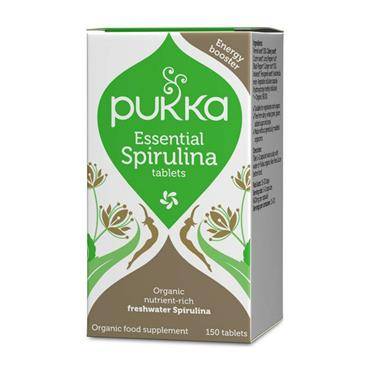 Pukka Essential Spirulina 175g Powder