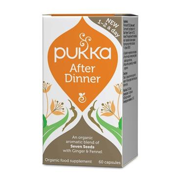 Pukka After Dinner Capsules - 60 capsules