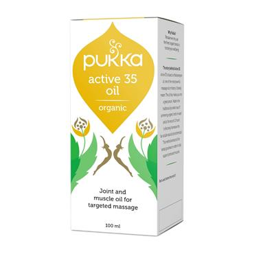 Pukka Active Oil 100ml (Mahanaryan Oil)
