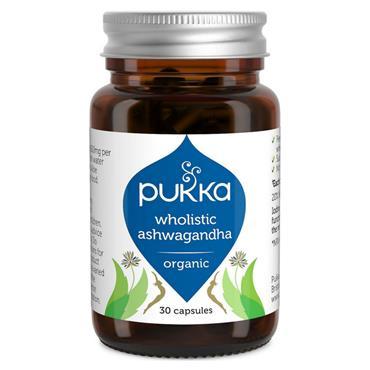 Pukka Organic Wholistic Ashwagandha 30 capsules