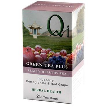 QI Organic Green Tea Plus