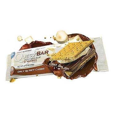 Quest Nutrition S'mores Protein Bar 60g