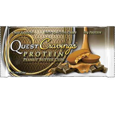 Quest Nutrition Peanut Butter Cups 60g (Sucralose)