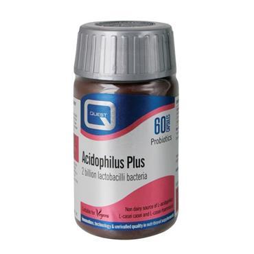 Quest Non Dairy Acidophilus 60 Capsules