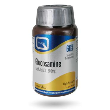 Quest Glucosamine Sulphate 1500mg 90s