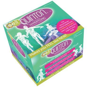Quinton Hypertonic Ampoules 30x10ml