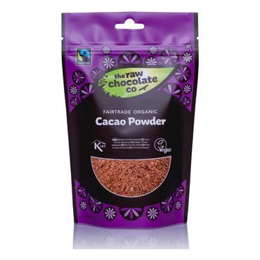 Organic Cacao Powder 180g