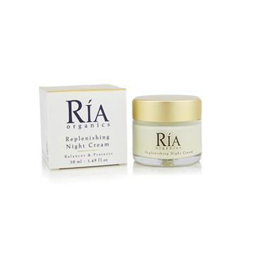 Ria Organics Replenishing Night Cream 50ml