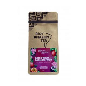 Rio Amazon Pau D'Arco Passionfruit Tea 20s