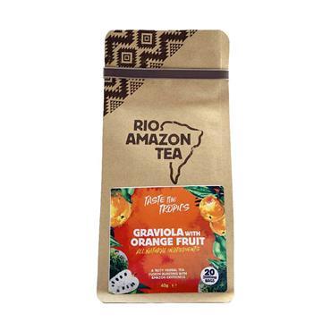 Rio Health Graviola & Orange Tea 20s