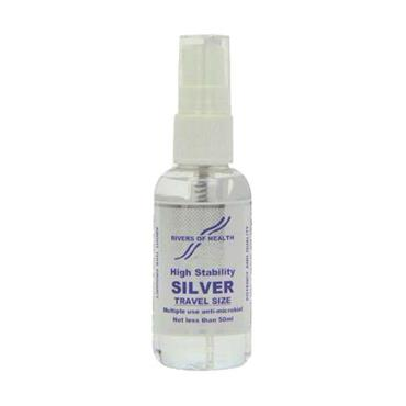 Rivers of Health Colloidal Silver Spray 100ml