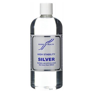 Rivers of Health Colloidal Silver 500ml
