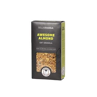 Rolla Granola Awesome Almond Granola 350g
