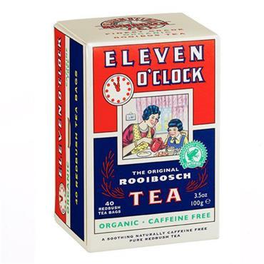 Eleven O'Clock Rooibos Tea 40 tea bags