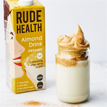 Rude Health Almond Drink 250ml
