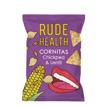 Rude Health Chickpea & Lentil Cornitas 30g