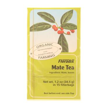 Salus Organic Mate Tea 15 tea bags