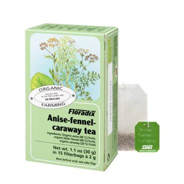 Salus Carraway, Anis and Fennel Tea 15 bags