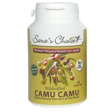 Sara's Choice Camu Camu 150s