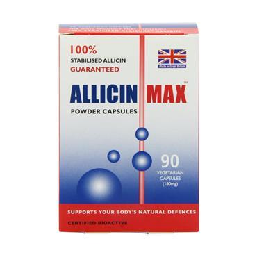 Allicin Max Allicin Max Veg Caps 90s