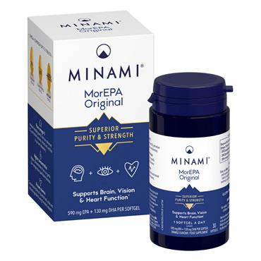 Minami Nutrition MorEPA Smart Fats 60 Capsules